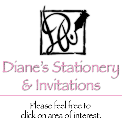 Invitation Stationery Specialist Logo